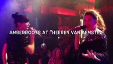 """Party alarm!!!  Hanneke van Bakel nieuwe zangeres Amber Roots!!! Van haar eerste minuten op het podium met Amber Roots maakte ze dit filmpje, u bent gewaarschuwd! <video class=""""embedded_ikfb_video"""" width=""""100%"""" height=""""100%"""" preload=""""auto"""" controls=""""1"""" muted=""""1"""" src=""""https://video.xx.fbcdn.net/v/t42.1790-2/16818969_368673156849398_8614625607365427200_n.mp4?efg=eyJybHIiOjU3MiwicmxhIjo3MjksInZlbmNvZGVfdGFnIjoic3ZlX3NkIn0%3D&rl=572&vabr=318&oh=63785146db8e18fc2e54e2541e75f8c7&oe=58AB618A""""></video>"""