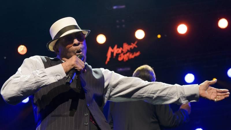 Jarreau won in zijn meer dan vijftig jaar durende carrière zeven Grammy's.